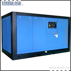 Professional 110~250kw Big Large Screw Rotary Air Compressors