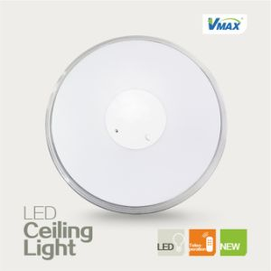 China round smart home ceiling remote control dimmer color 48w led round smart home ceiling remote control dimmer color 48w led ceiling lights 5 color choose shell mozeypictures Gallery