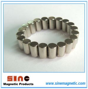 Permanent Strong Round Permanent Neodymium Magnet pictures & photos