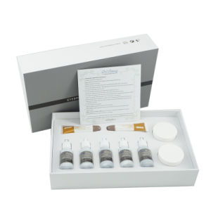 Eyebrow Micro-Pigments Kits Permanent Makeup Ink Micro Pigment pictures & photos