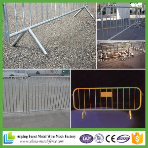 Best Quantity Aluminum Metal Concert Crowd Control Barrier for Sale