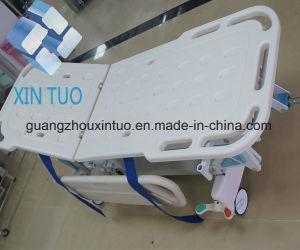Automatic Loading Hospital Medical First-Aid Surgical Patient Delivery Bed pictures & photos