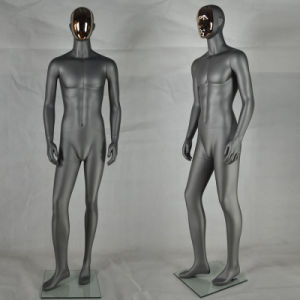 Bespoke Fiberglass Male Mannequin with Changeable Face pictures & photos