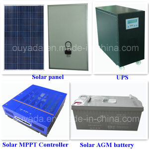 Home Use 5kw Solar Panel pictures & photos