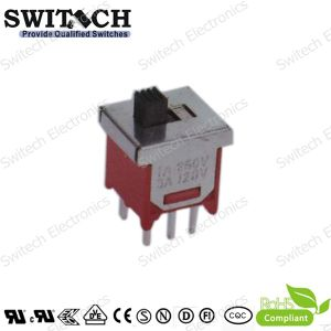 SGS UL94V-0 1A 3A Micro Push/Plunger Switch Slide Switch