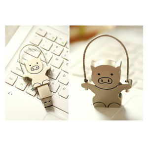 Cute Promotional Gift Metal USB Pendrive Creative USB
