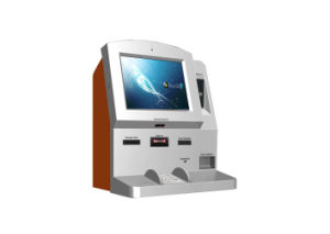 15 / 17 Inch Infrared Touch Screen Multifunction Self Service Bill Payment Kiosk Jbw60007