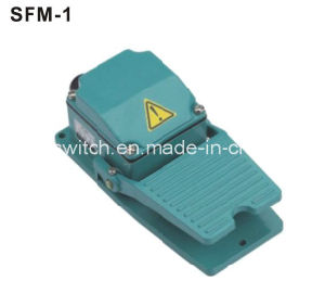 Sfm-1pedal Foot Switch pictures & photos