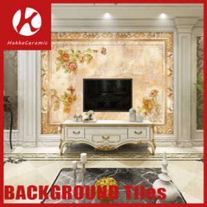 3d wall tiles for living room 3d effect euro artificial stone flowers design 3d wall tile decoration tiles china