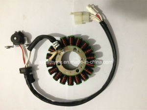 Ybr125 Motorcycle Magneto Stator Coil for Motorcycle Spare Parts