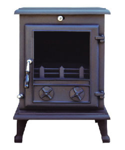 Cast Iron Stove, Fireplace (FIPA 017) , Wood Burning Stove