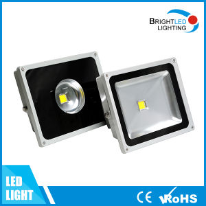 China LED Flood Manufacturers 4500lm Aluminium Outside Use Super Bright 50W LED Flood Light pictures & photos