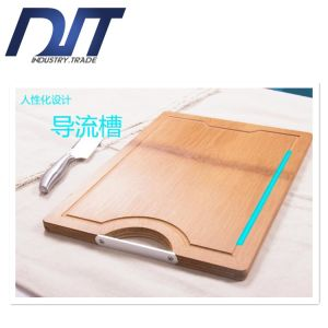High Quality Bamboo Cutting Board with Sink with Custom Logo