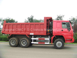 Supply Sinotruk HOWO 6X4 Dumper with Lowest Price