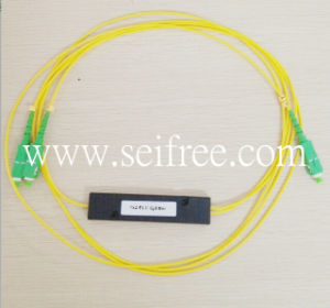 Wavelength 1310/1550 Optical Fiber Coupler/Splitter pictures & photos