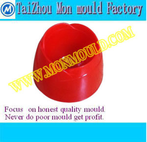 Plastic Injection Mold for Fowl Bowl, Domestic Bird Bowl, Poultry Bowl
