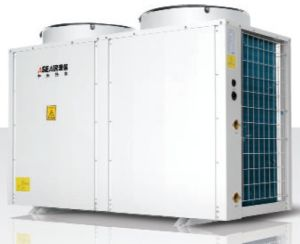 Air Source Heat Pump Water Heater 36kw