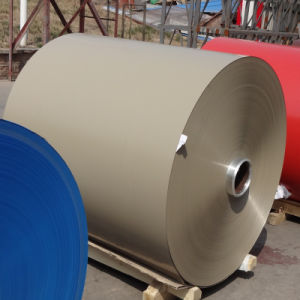 Color Coated Aluminum Coil PE & PVDF Paint for ACP pictures & photos