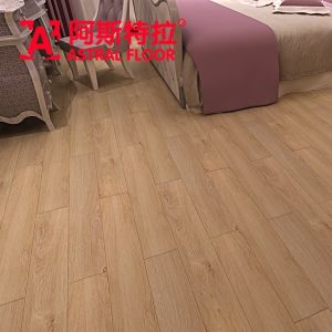 Hot Sale New Design Mirror Surface Laminate Flooring (AD303) pictures & photos