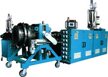 HDPE/PVC/PP/PU Pipe and Hose Extrusion Production Line pictures & photos