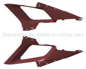 Automobile Side Top Decorative Board Plastic Mold Manufacture Auto Parts Mould pictures & photos