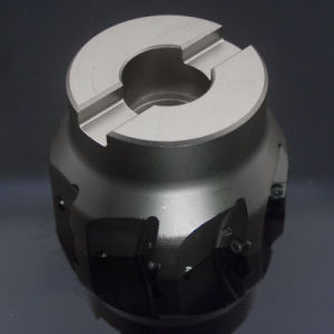 Milling Cutters Mathed with Zccct Carbide Insert pictures & photos