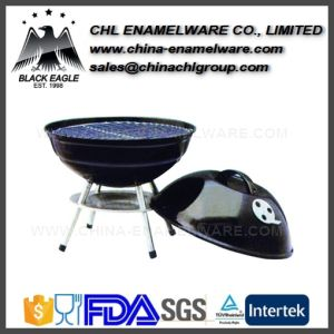 Wholesale Outerdoor Carry Conveniently Enamel Cast Iron Garden Skillet pictures & photos