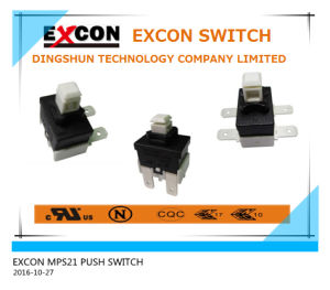 Mps21 Push Switch for Power Socket