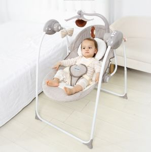 on sale 59263 aa5f2 Wholesale Baby Electric Rocking Chair Cradle Baby Chair Portable Swing with  Ce Certificate