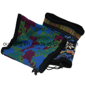 Multipurpose Magic Custom Logo Printing Winter Neck Warmer for Wholesale pictures & photos
