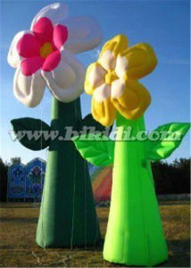 Giant Cold Air Inflatable Flower Balloon for Sale K2107 pictures & photos
