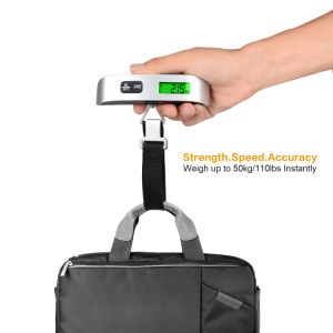 2017 Hot Selling 50kg / 110 Lb Luggage Digital Scale pictures & photos