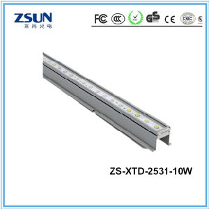 10W Light Warm White LED Lamp Linear Lighting