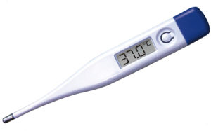 Flexible Tip Fashionable Digital Thermometer pictures & photos