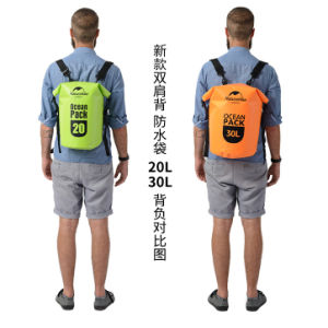 2017 Wholesale The New Product Outdoor Drift Bag Sealed Beach Bag Waterproof Bag (5339)