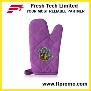 Promotional Heated Snow Proof Glove with Logo Design