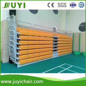 Indoor Gym Bleacher Telescopic Seats Retractable Bleacher Telescopic Seating System Jy-750 pictures & photos