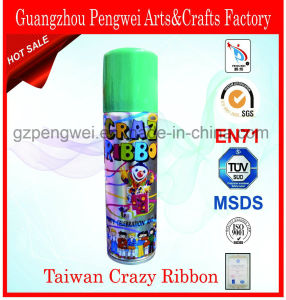 Cheap Price Party Silly String for Christmas Decoration, Party, Carnival pictures & photos