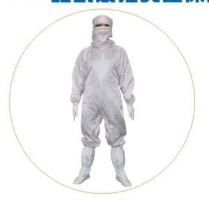 High Quality ESD Cleanroom Apparel/ESD Coverall Factory Delivery pictures & photos
