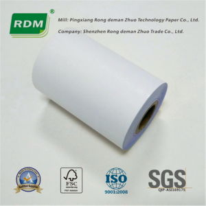 2 Ply Carbonless Paper Roll for DOT Matrix Receipt Printer pictures & photos