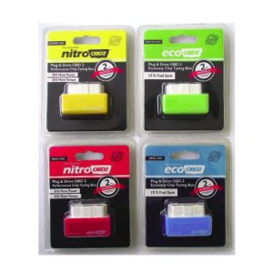 Newest Plug and Drive Eco Nitro OBD2 Performance Chip Tuning Box