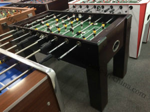 Solid Wood Strong Soccer Table for Sale pictures & photos