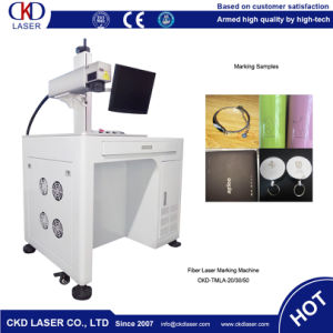 OEM Solution Fiber Laser Marking Machine for Daily Necessities pictures & photos
