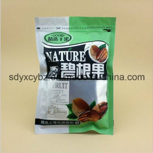 China Manufacturer Supply Sanck Food Plastic Bag with Window Since 2001 pictures & photos