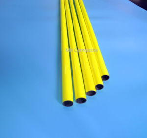 High Quality Colored 3k Carbon Fiber Tube 18mm pictures & photos