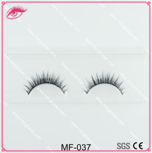 Wholesale Cheap Price Mink Wispie Lashes with Packaging Natural False Eyelash pictures & photos