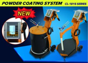 Powder Coating Equipment Manual Coating Systems Colo-191s pictures & photos