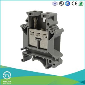 New Free Sample Utl Jut1-16 Screw Electrical Terminal Blocks pictures & photos