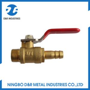 1/4 Brass Flexible Joint Ball Valve pictures & photos