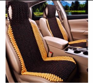 Beautiful Wood Bead Car Seat Cushion pictures & photos